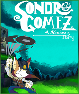 Link. Boxart for Sondro Gomez that links to the game page.