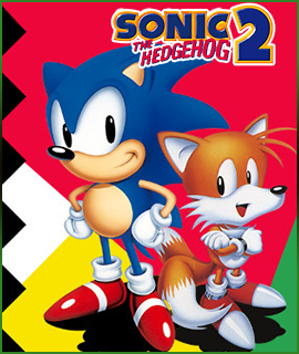 Link. Boxart for Sonic 2 Remastered that links to the game page.
